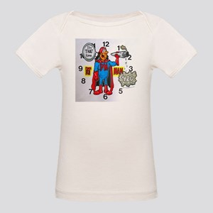 time for potman Organic Baby T-Shirt