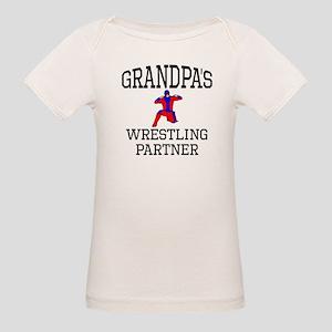 Grandpas Wrestling Partner T-Shirt