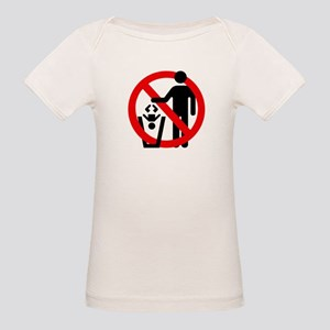 No Trashing Babies Organic Baby T-Shirt