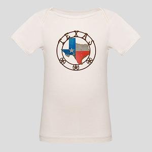 Texas Wrought Iron Barn Art T-Shirt