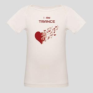 I am Trance Heart T-Shirt