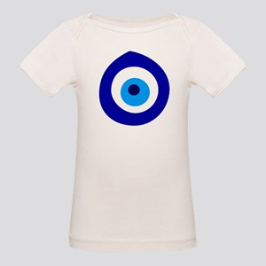 Evil Eye Magic Organic Baby T-Shirt
