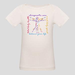 Chiro Balance Organic Baby T-Shirt