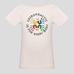 Chiro Is For Every Body Organic Baby T-Shirt