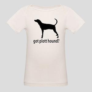 Got Plott Hound? Organic Baby T-Shirt