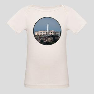 Helaine's Alcatraz Island Organic Baby T-Shirt