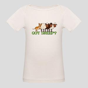 got sheep? Organic Baby T-Shirt