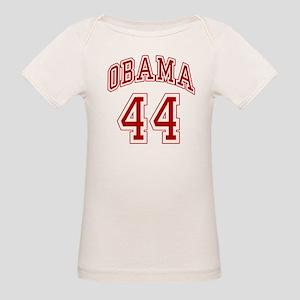 Barack Obama 44th President Organic Baby T-Shirt