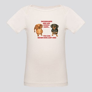 Potato Chips Organic Baby T-Shirt