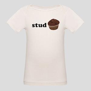 Stud Muffin Organic Baby T-Shirt