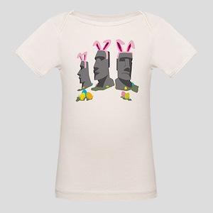 Easter Island Organic Baby T-Shirt