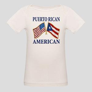Puerto rican pride Organic Baby T-Shirt