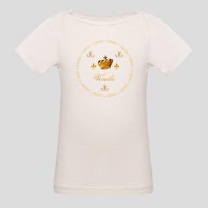 """Versailles-France 1"" Organic Baby T-Shi"