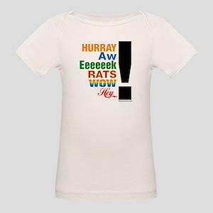 Interjections! Organic Baby T-Shirt
