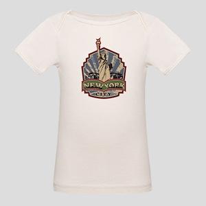 New York City Organic Baby T-Shirt