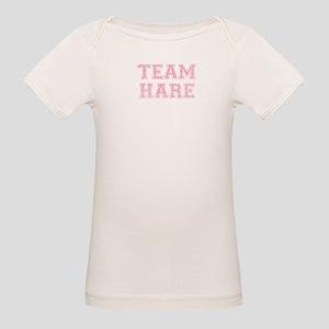 Team Hare Organic Baby T-Shirt