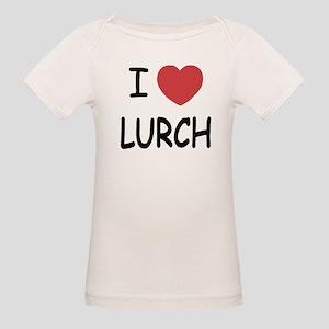 I heart lurch Organic Baby T-Shirt
