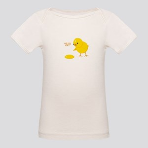 Are you ok? Organic Baby T-Shirt