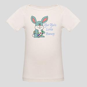 Yia-Yia's Little Bunny Organic Baby T-Shirt