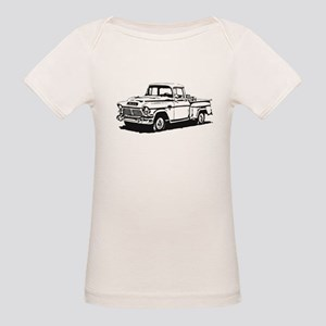 Old GMC pick up Organic Baby T-Shirt