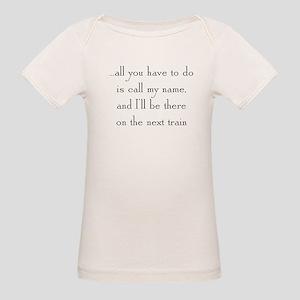 Theme 2 Organic Baby T-Shirt