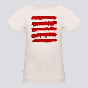 Rebel Stripes Organic Baby T-Shirt