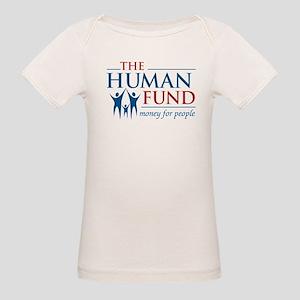 The Human Fund Organic Baby T-Shirt