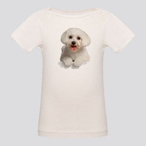 Bichon Frise Organic Baby T-Shirt