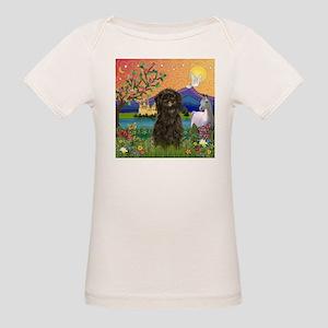 Affenpinscher in Fantasyland Organic Baby T-Shirt