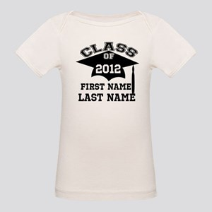 Customizable Senior Organic Baby T-Shirt