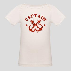 Captain Organic Baby T-Shirt
