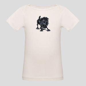 Affenpinscher Lover Organic Baby T-Shirt