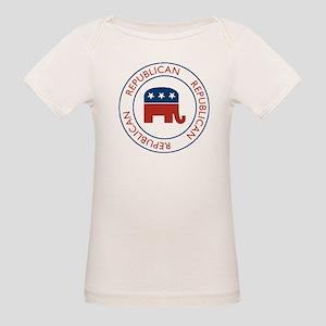 Republican Organic Baby T-Shirt