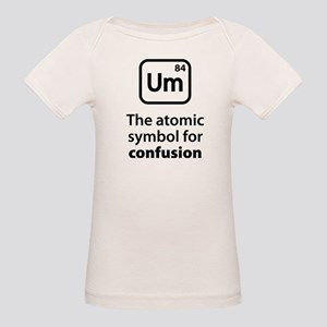 Symbol for Confusion Organic Baby T-Shirt