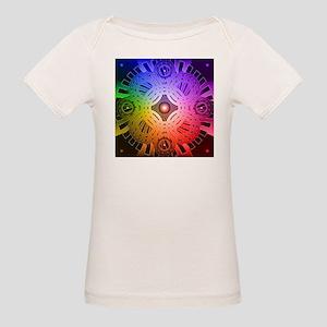 Circles Pattern T-Shirt