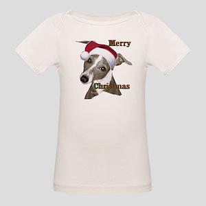 greyhound Italian greyhound Organic Baby T-Shirt