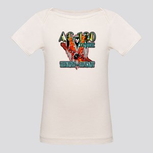 AC-130 Spectre The Night Hides Not Organic Baby T-