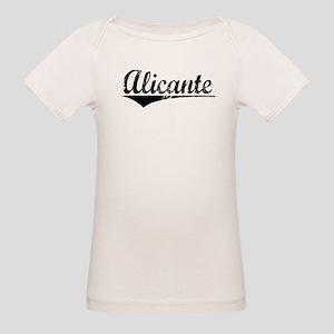 Alicante, Aged, Organic Baby T-Shirt