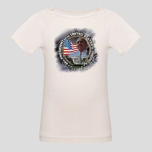 Obama Inauguration 01.21.13: Organic Baby T-Shirt
