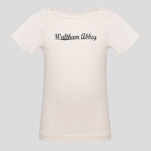 Waltham Abbey, Aged, Organic Baby T-Shirt