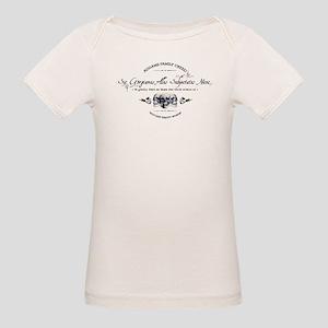 Addams Family Creed Organic Baby T-Shirt