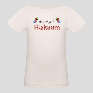 Hakeem, Christmas Organic Baby T-Shirt