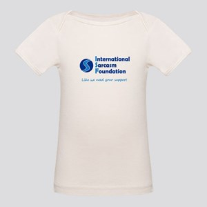 International Sarcasm Foundation Organic Baby T-Sh