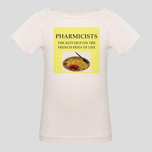 pharmacist Organic Baby T-Shirt