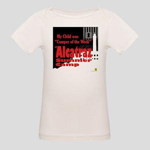 Alcatraz Summer Camp Organic Baby T-Shirt