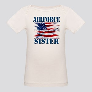 Airforce Sister T-Shirt