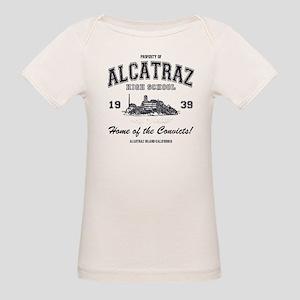 Alcatraz High School Organic Baby T-Shirt