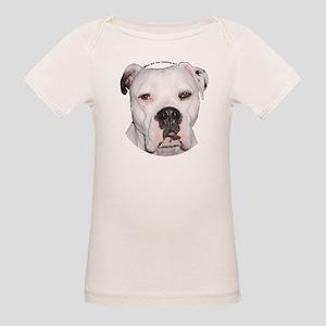 American Bulldog copy Organic Baby T-Shirt