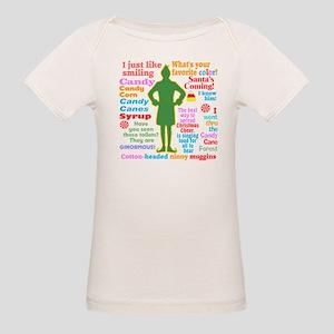 Elf the Movie Organic Baby T-Shirt