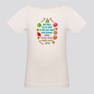 Elf Candy Organic Baby T-Shirt